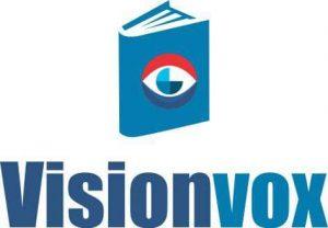 Biblioteca virtual acessível Visionvox